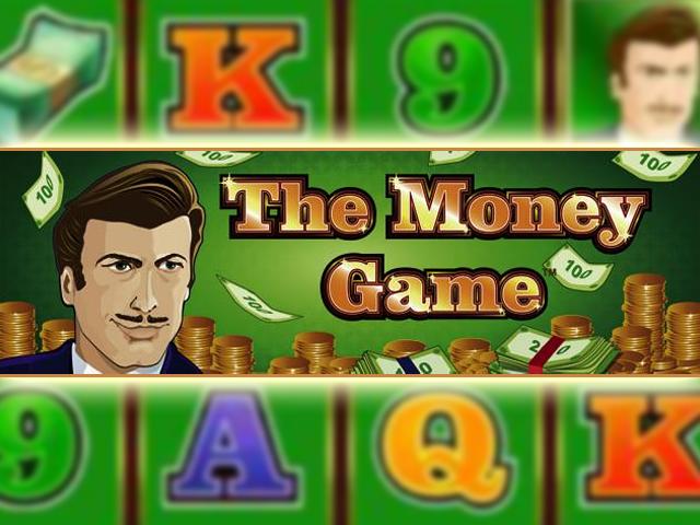 The Money Game: виртуальный автомат от компании Novomatic